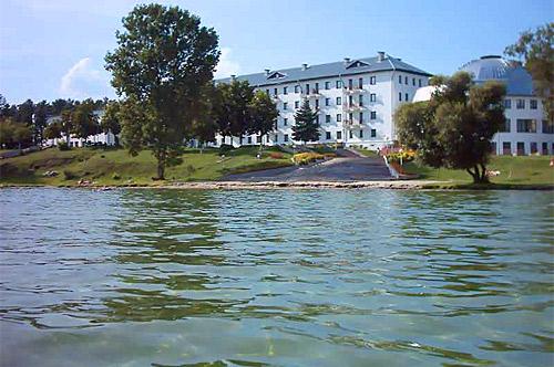 лучшие санатории белоруссии на озерах
